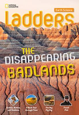Ladders Science 5: The Disappearing Badlands (Above-Level)