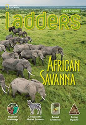 Ladders Science 5: African Savanna (Above-Level)