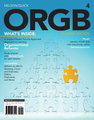 ORGB4 (with CourseMate Printed Access Card)