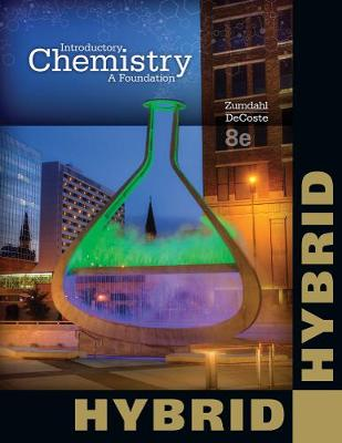 Introductory Chemistry: A Foundation, Hybrid Edition (with OWLv2 24-Months Printed Access Card)