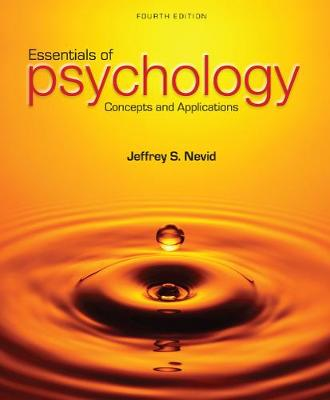Essentials of Psychology: Concepts and Applications