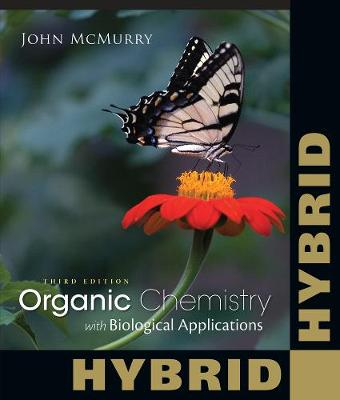 Organic Chemistry: With Biological Applications, Hybrid Edition (with OWLv2 24-Months Printed Access Card)