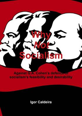 Why Not Socialism - Against G.A. Cohen's defence of socialism's feasibility and desirability