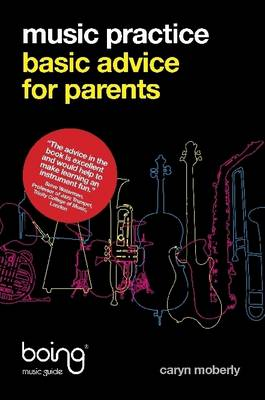 Music practice: basic advice for parents