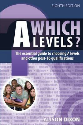 Which A levels ? 2014