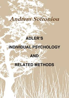 Adler's Individual Psychology and Related Methods
