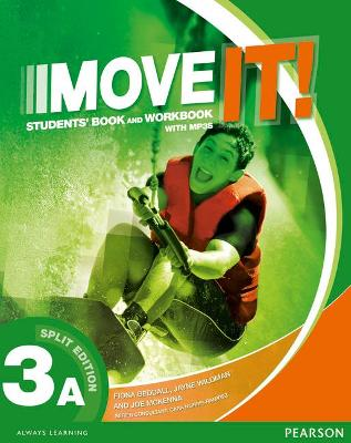 Move It! 3A Split Edition & Workbook MP3 Pack