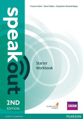 Speakout Starter 2nd Edition Workbook without Key