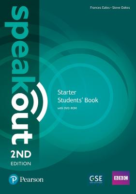 Speakout Starter 2nd Edition Students' Book and DVD-ROM Pack