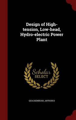 Design of High-Tension, Low-Head, Hydro-Electric Power Plant