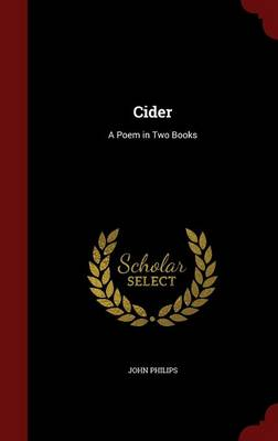 Cider: A Poem in Two Books