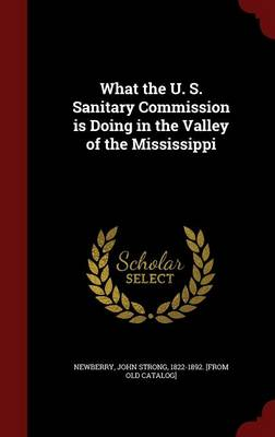 What the U. S. Sanitary Commission Is Doing in the Valley of the Mississippi