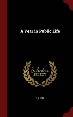 A Year in Public Life