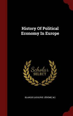 History of Political Economy in Europe
