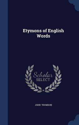 Etymons of English Words