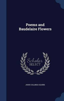 Poems and Baudelaire Flowers