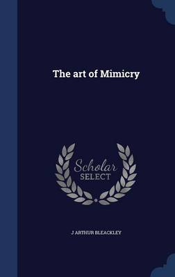 The Art of Mimicry
