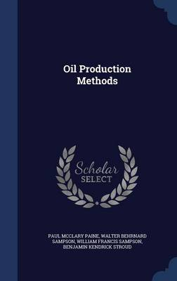 Oil Production Methods