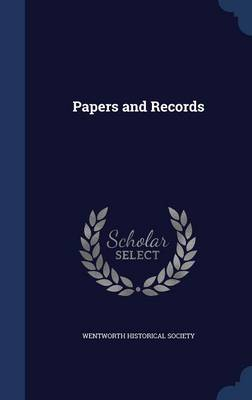 Papers and Records