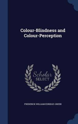 Colour-Blindness and Colour-Perception