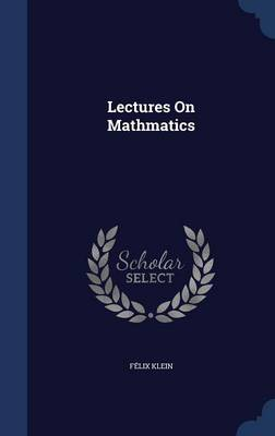 Lectures on Mathmatics