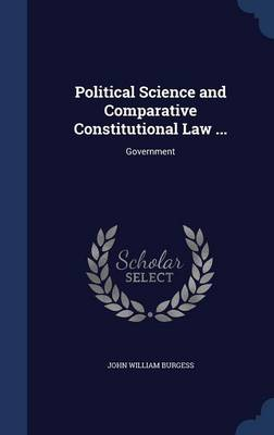 Political Science and Comparative Constitutional Law ...: Government