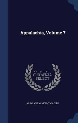 Appalachia; Volume 7