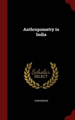 Anthropometry in India