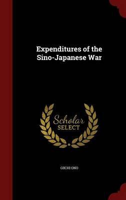 Expenditures of the Sino-Japanese War
