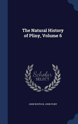 The Natural History of Pliny, Volume 6