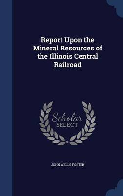 Report Upon the Mineral Resources of the Illinois Central Railroad