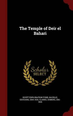 The Temple of Deir El Bahari