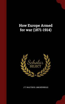 How Europe Armed for War (1871-1914)