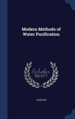 Modern Methods of Water Purification