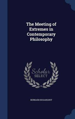 The Meeting of Extremes in Contemporary Philosophy