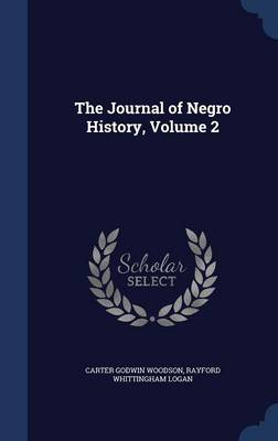 The Journal of Negro History, Volume 2