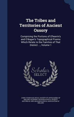 The Tribes and Territories of Ancient Ossory: Comprising the Portions of O'Heerin's and O'Dugan's Topographical Poems Which Relate to the Families of That District ..., Volume 1
