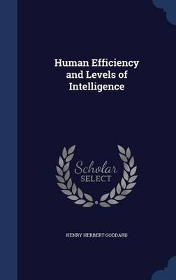 Human Efficiency and Levels of Intelligence