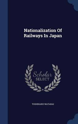 Nationalization of Railways in Japan