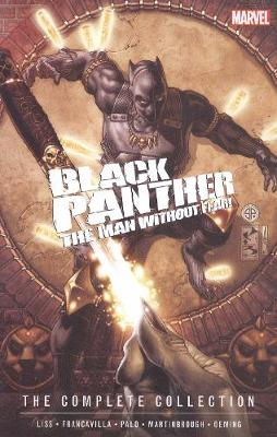Black Panther: The Man Without Fear -...