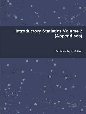 Introductory Statistics Volume 2