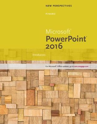 New Perspectives Microsoft Office 365 Powerpoint 2016 Intermediate Katherine Pinar