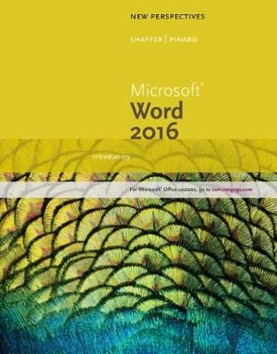 New Perspectives Microsoft (R) Office 365 & Word 2016: Introductory