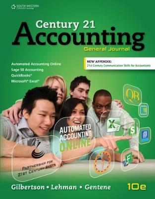 Century 21 Accounting: General Journal, Copyright Update