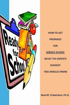 How To Get Prepared for Middle School