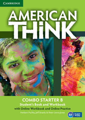 American Think Starter Combo B with Online Workbook and Online Practice