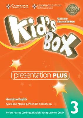 Kid's Box Level 3 Presentation Plus DVD-ROM American English