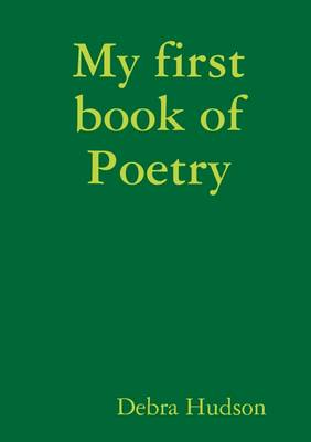 My First Book of Poetry