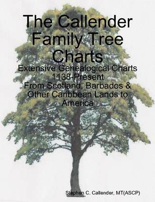 The Callender Family Tree Charts