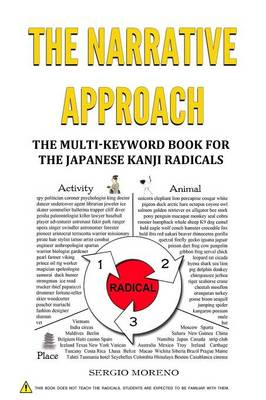 The Narrative Approach: the Multi-Keyword Book for the Japanese Kanji Radicals